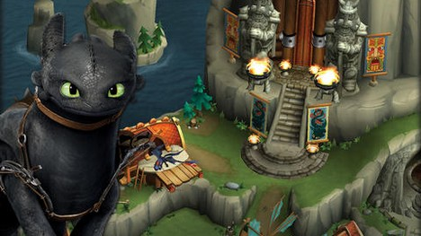 Chevaucher des dragons avec « Dragons : Rise of Berk »