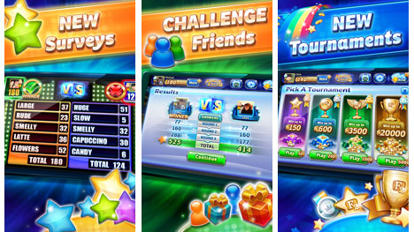 Ludia propose « Family Feud & Friends 2 » sur iOS, Android et Facebook