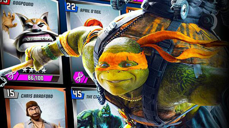 Ludia en partenariat avec Nickelodeon lance « Teenage Mutant Ninja Turtles : Legends » sur les appareils Android