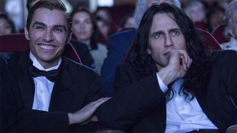 Entract Films sortira en salle « The Disaster Artist » de James Franco