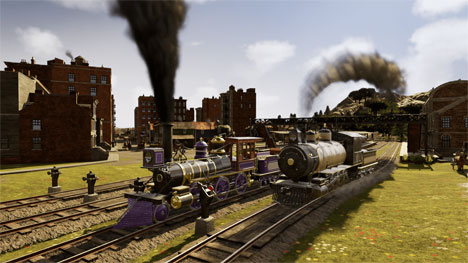 « Railway Empire » est disponible sur PC, Xbox One et PlayStation4