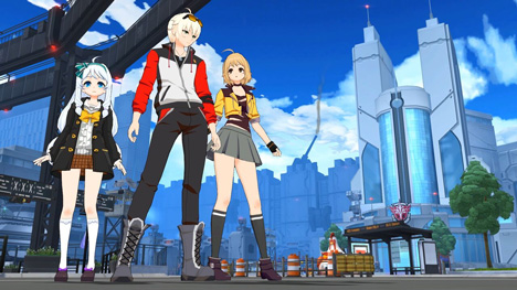 Gameforge sort le MMO anime d'action « SoulWorker »