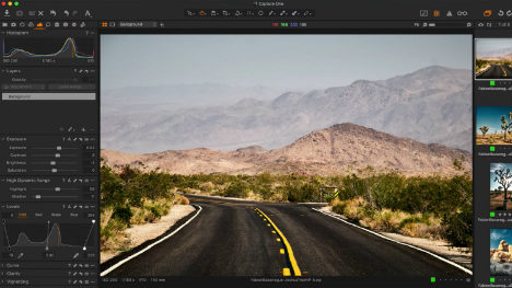 Retouche photo : Phase One propose une nouvelle mouture de son logiciel de retouche