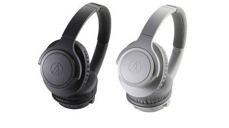 Casque Over-Ear sans fil ATH-SR30BT d'Audio-Technica