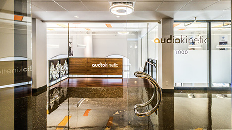 Sony Interactive Entertainment acquiert Audiokinetic