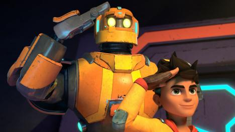 « Robozuna » : la plus récente collaboration de L'Atelier Animation est maintenant disponible