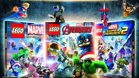 Warner Bros lance la nouvelle collection « Lego Marvel »