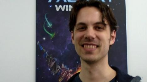 Le jeu vidéo : Une évidence pour Guillaume Boucher-Vidal (Nine Dots