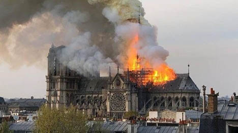 Notre-Dame de Paris : Grand concert au profit de la reconstruction en direct le samedi 20 avril