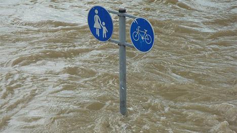 Les humoristes s'unissent pour aider les sinistrés — Inondations
