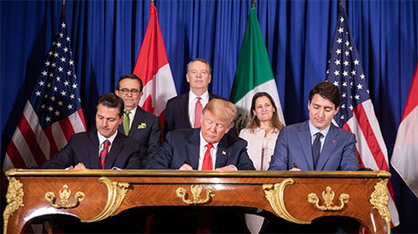 L'ACR commente la ratification de l'Accord Canada - États-Unis - Mexique