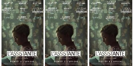 « L'Assistante », un thriller psychologique post mouvement #metoo, prendra l'affiche le 14 février