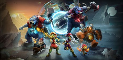 BKOM Studios dévoile le jeu mobile « Little Lords of Twilight : Nights & Days of Zikverländ »