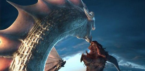 Digital Dimension enflamme « Dragons 3d : du mythe à la réalité »