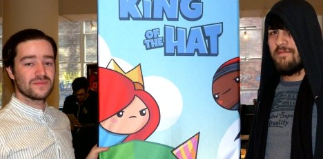 Multijoueurs, combats et fun sont au coeur de « King of the Hat », premier jeu de Business Corp Incorporated