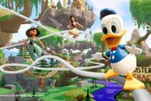 Donald Duck se joint � Disney Infinity 2.0
