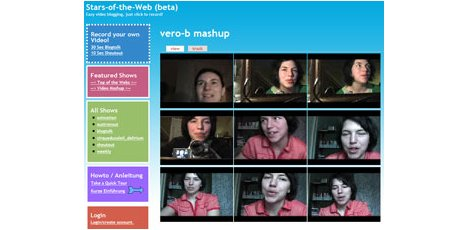 Meïdia lancera la version québécoise de Star-of-the-web en septembre 2006