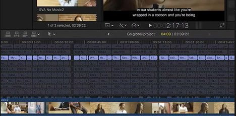 Simon Says apporte à DaVinci Resolve ses outils de transcription d'IA