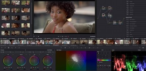 Blackmagic Design lance la version bêta de DaVinci Resolve 17