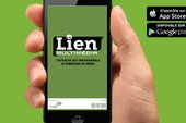 Le Lien MULTIMÉDIA lance son application mobile