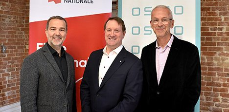 La Banque Nationale verse un million de dollars à OSMO